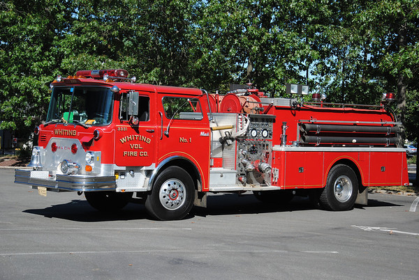 Whiting Fire Company-Station 33