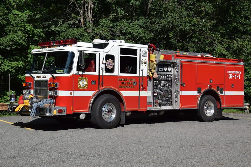 Erskine Lakes Fire Company Engine 241