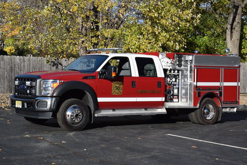 Pompton Lakes Fire Department TAC 50