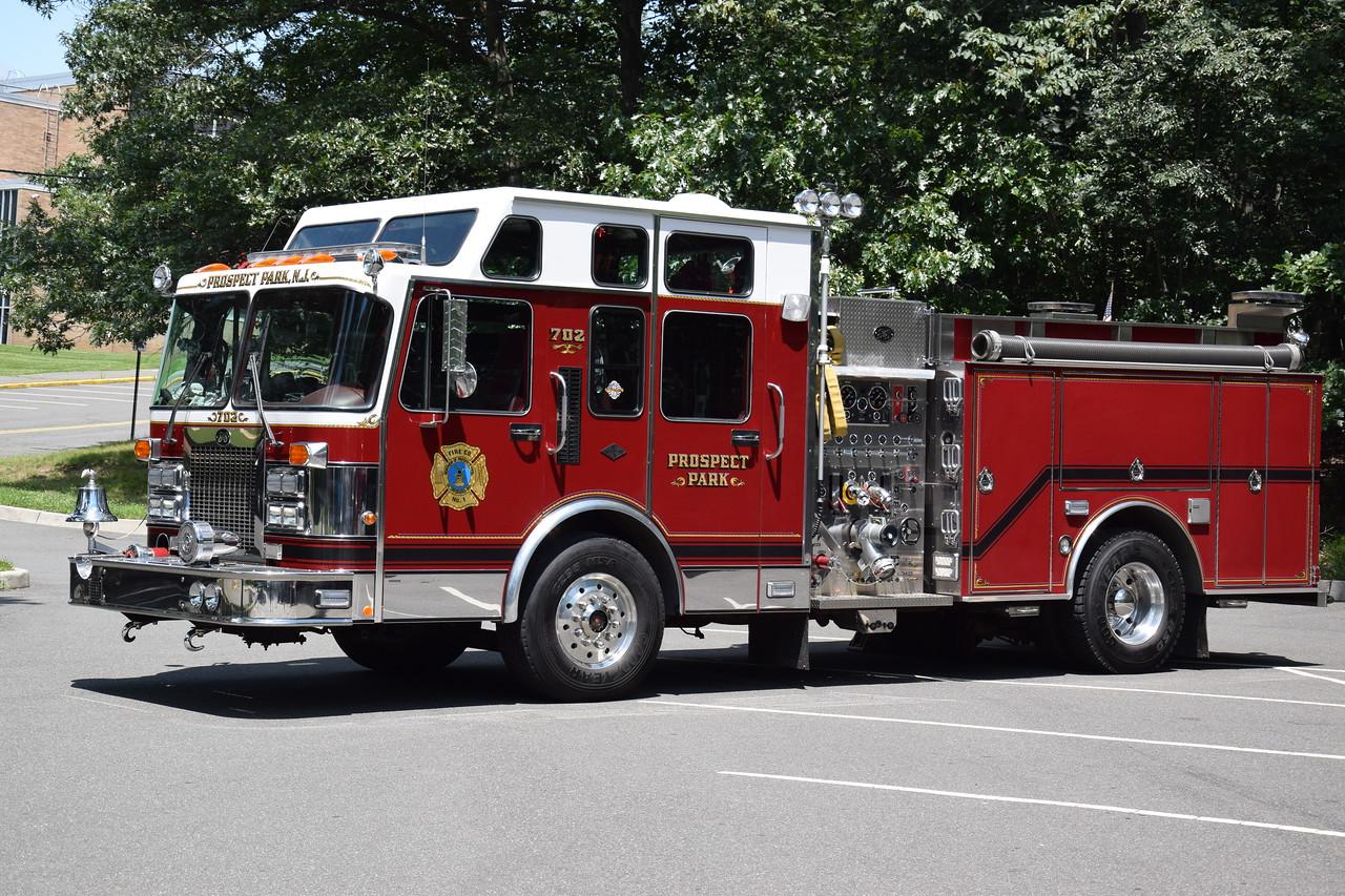 Prospect Park Fire Department Engine 702