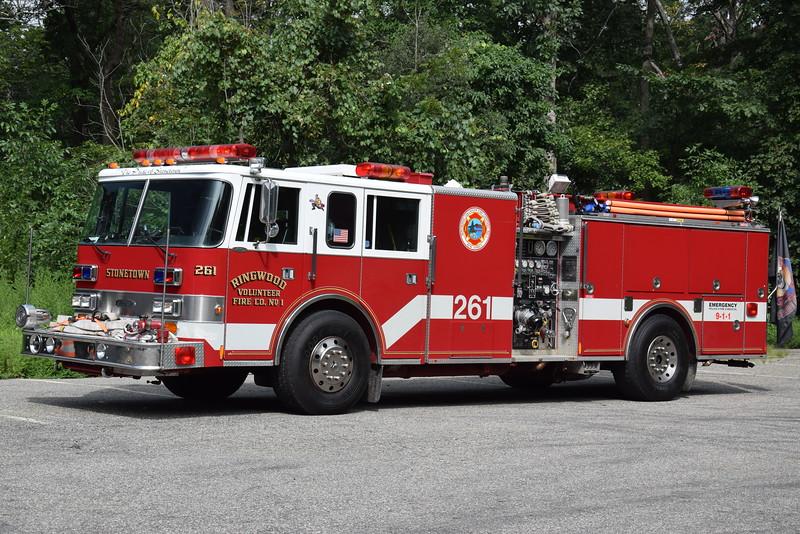 Ringwood Fire Company #1 Engine 261