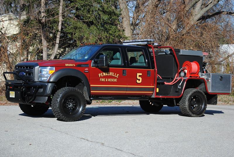 Pennsville Fire Company, Pennsville Brush 5-4