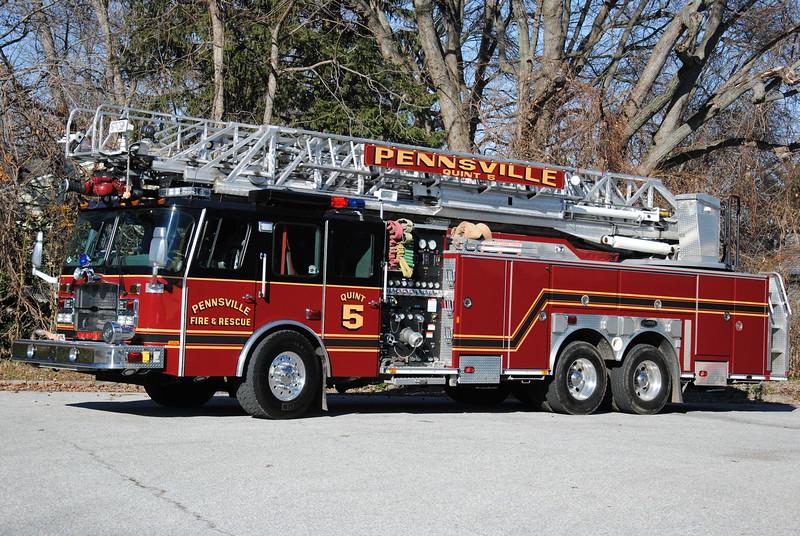 Pennsville Fire Company, Pennsville Ladder 5-6