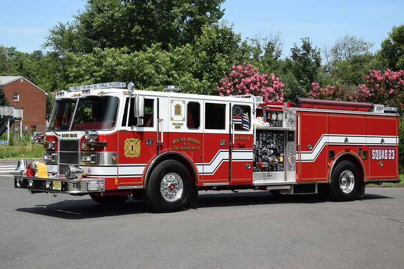 Bound Brook Fire Department Squad 23