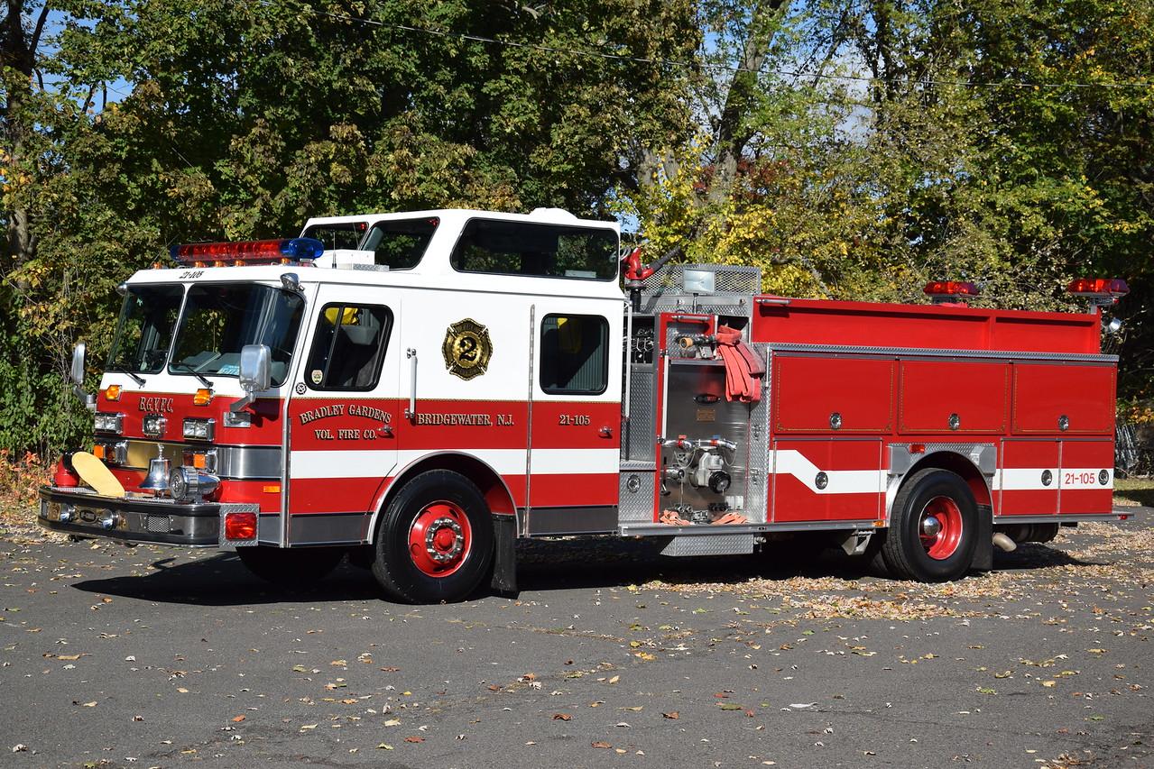 Bradley Gardens Fire Company Engine 5