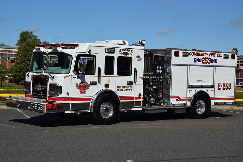 Community Fire Company Engine 253