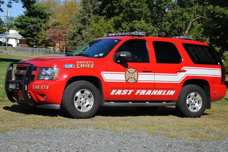 East Franklin Fire Company Car 27-2