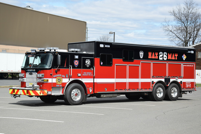 Elizabeth Ave Fire Company Haz-Mat 26
