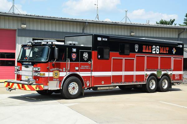 Elizabeth Ave Fire Company- Franklin Twp