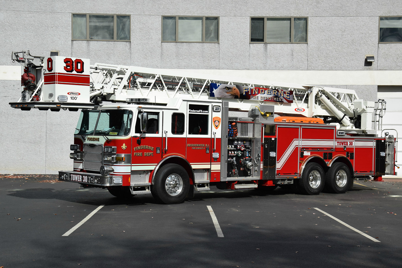 Finderne Fire Department Tower 30