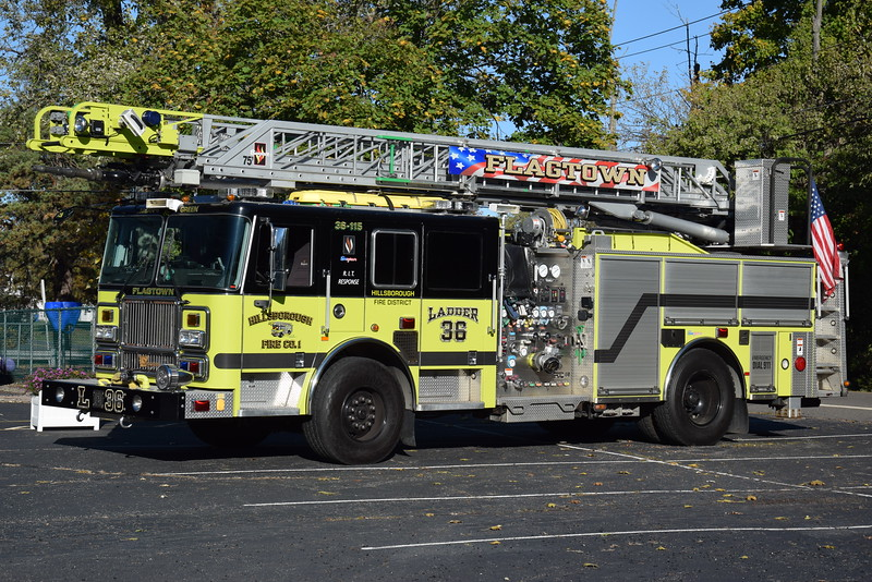 Flagtown Fire Company Ladder 36