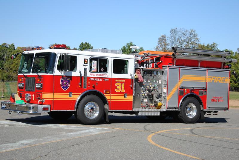 Franklin Park Fire Company Squad 31