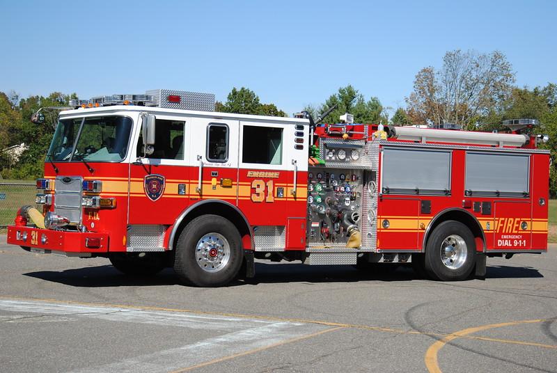 Franklin Park Fire Company Engine 31