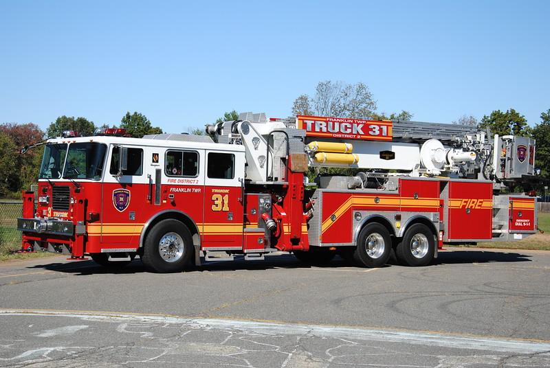 Franklin Park Fire Company Truck 31