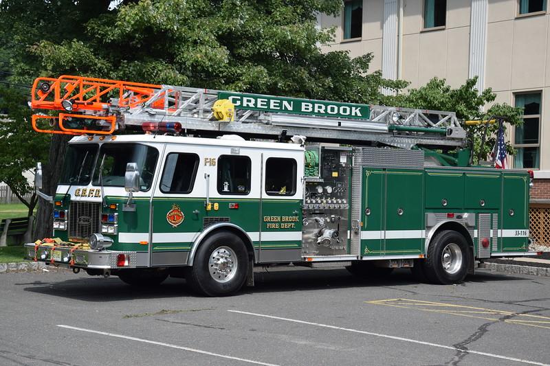 Green Brook Fire & EMS Ladder 33