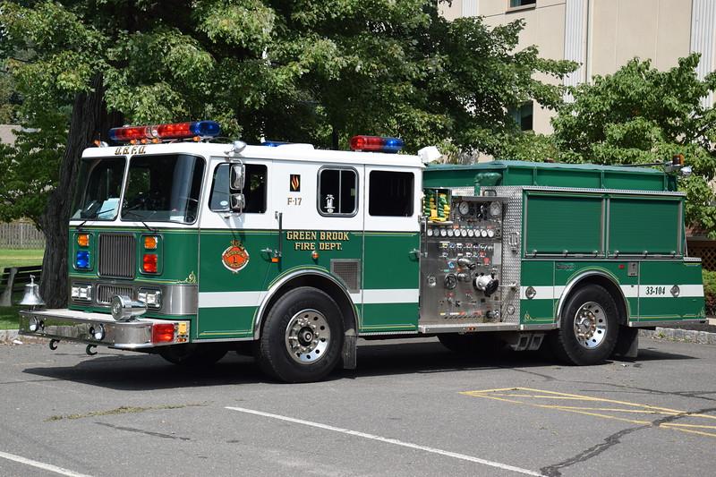 Green Brook Fire & EMS Engine 33-17