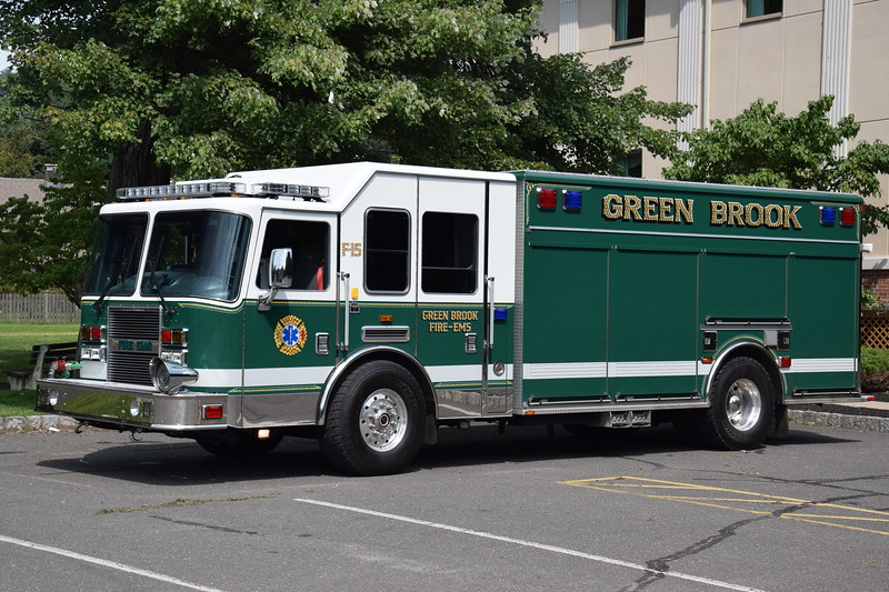 Green Brook Fire & EMS Rescue Engine 33-15