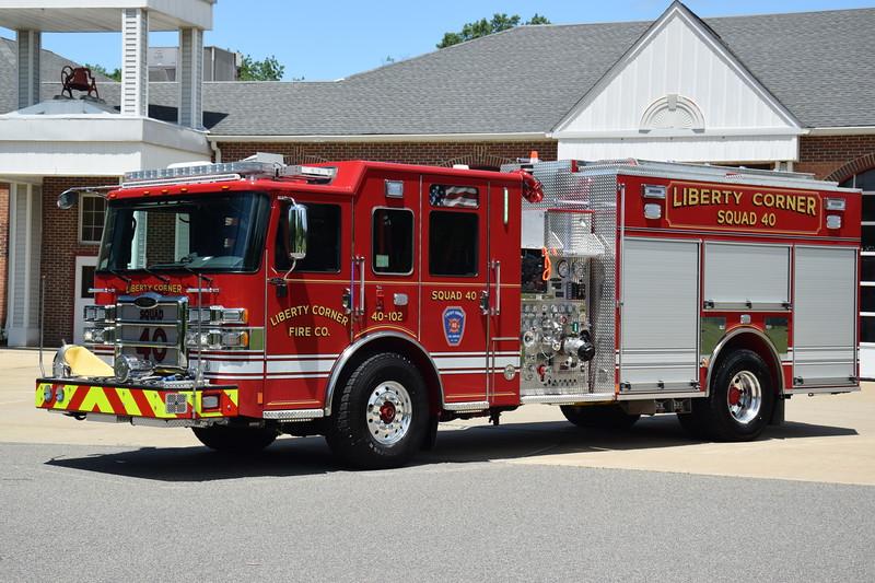Liberty Corner Fire Company Squad 40