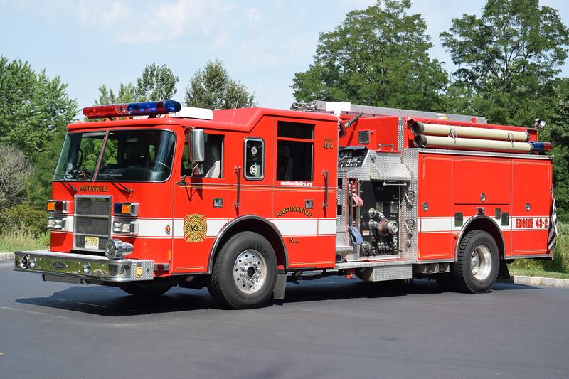 Martinsville Fire Department Engine 43-2