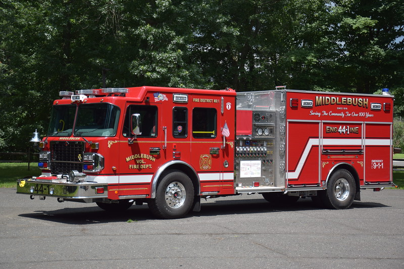Middlebush Fire Department Engine 44-1