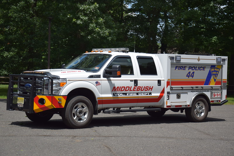 Middlebush Fire Department Fire Police 44