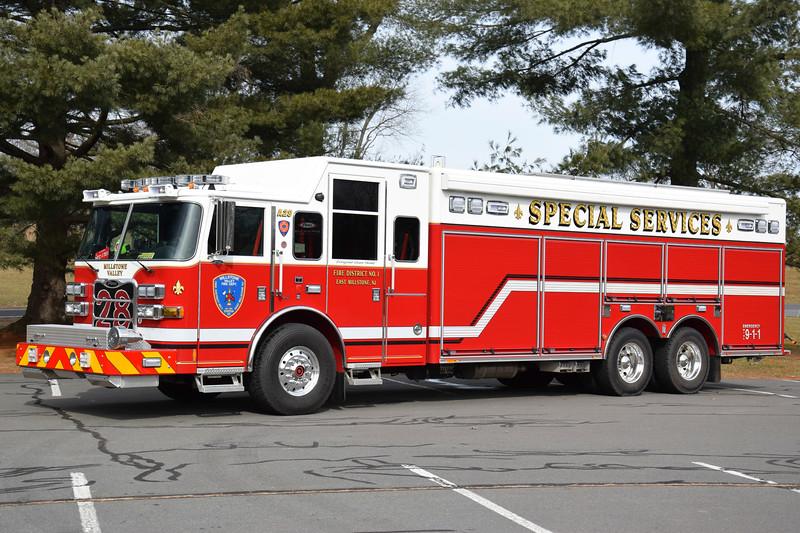 Millstone Valley Fire Department Air 28