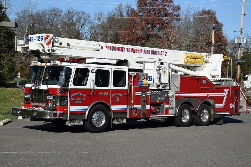 Montgomery Twp Fire Company #2 Tower 46
