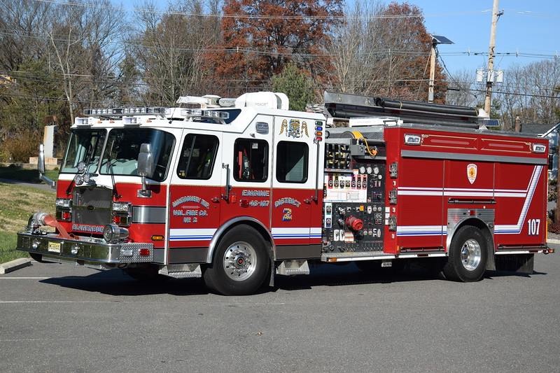 Montgomery Twp Fire Company #2 Engine 467