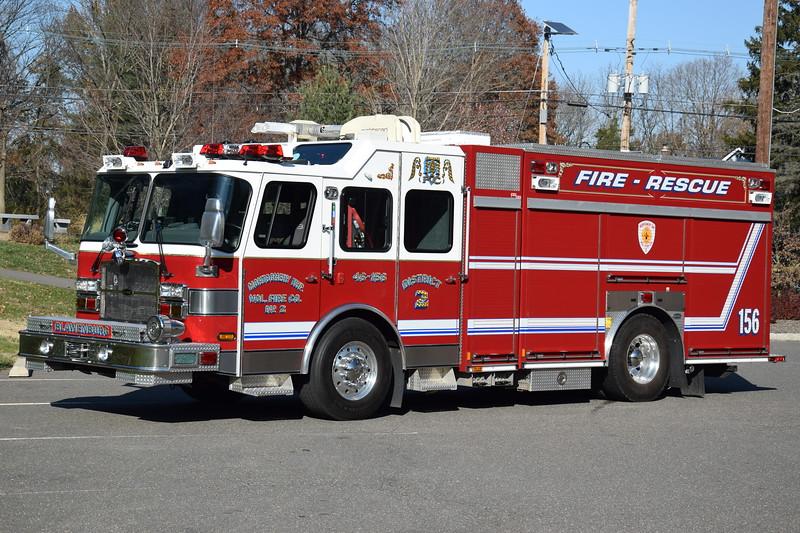 Montgomery Twp Fire Company #2 Rescue 46