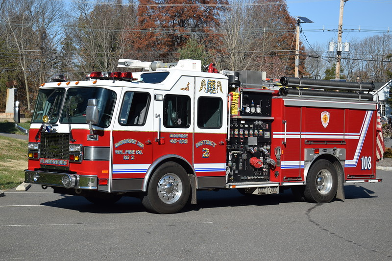 Montgomery Twp Fire Company #2 Engine 468