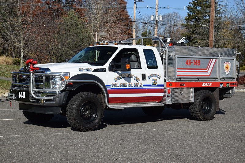 Montgomery Twp Fire Company #2 Brush 46