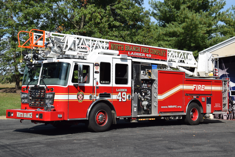 North Branch Fire Company Ladder 49
