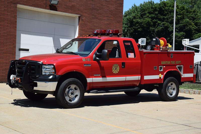 Rartian Fire Department Utility 52