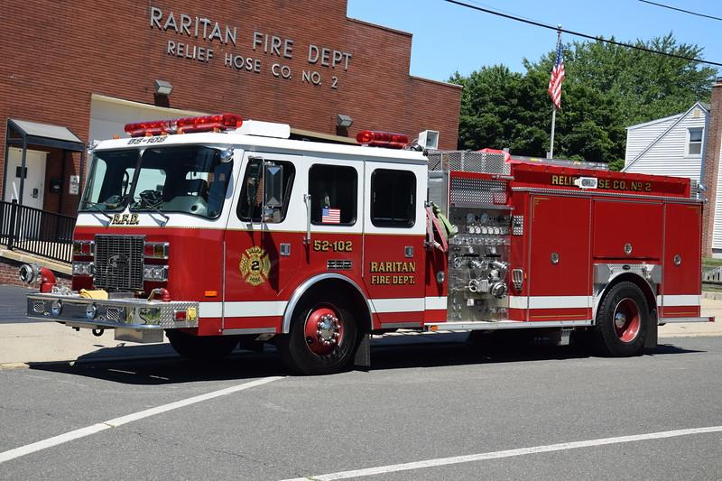 Rartian Fire Department Engine 52