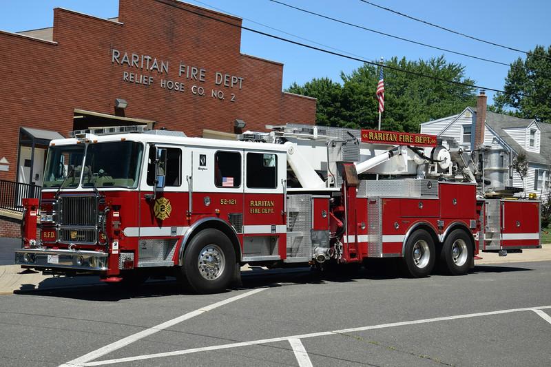 Rartian Fire Department Tower 52