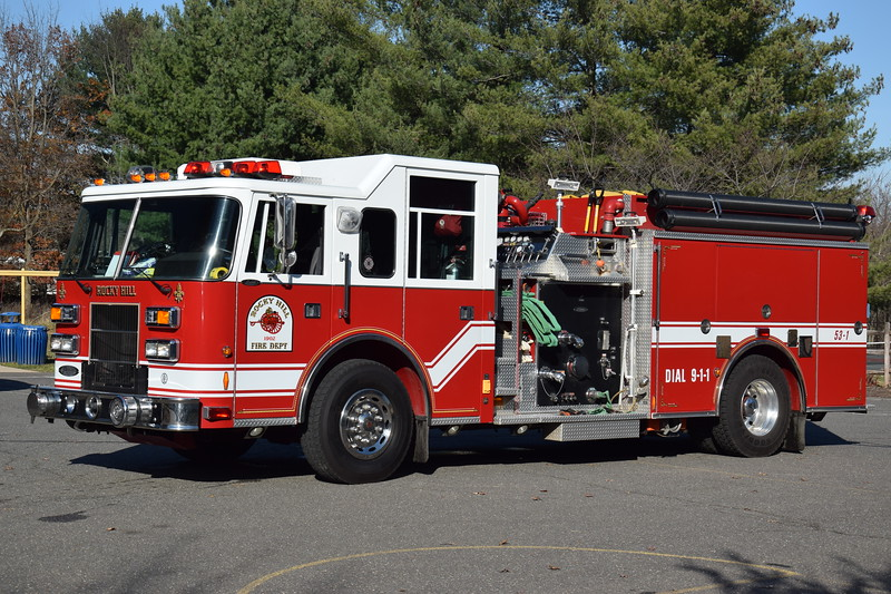 Rocky Hill Fire Department Engine 53-1