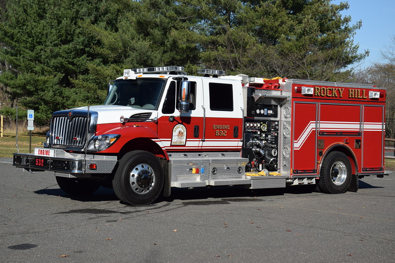 Rocky Hill Fire Department Engine 532
