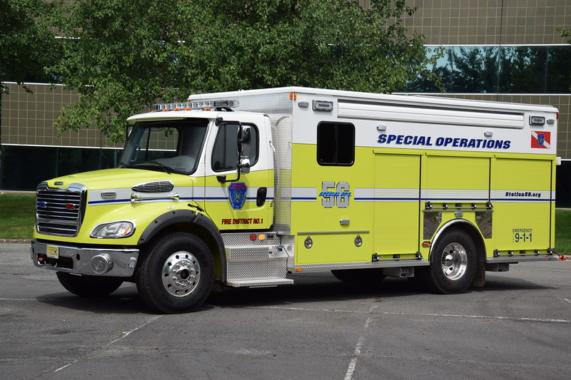 Somerset Fire & Rescue Special Operations 56