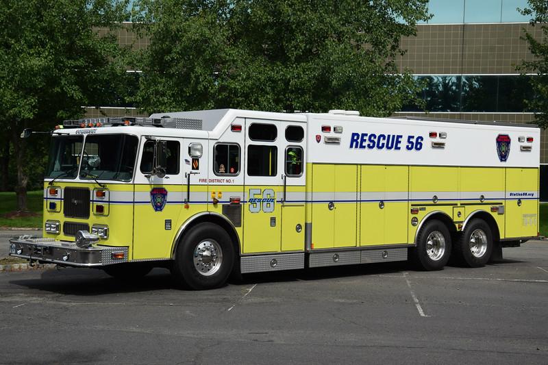 Ex-Somerset Fire & Rescue Heavy Rescue 56