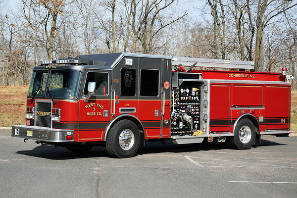 Somerville Fire Department