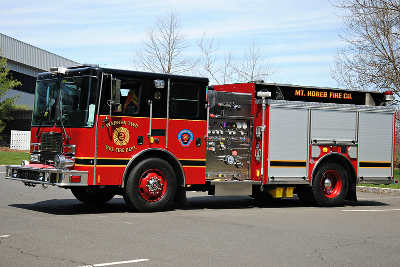 Mt Horeb Fire Company Engine 61-102