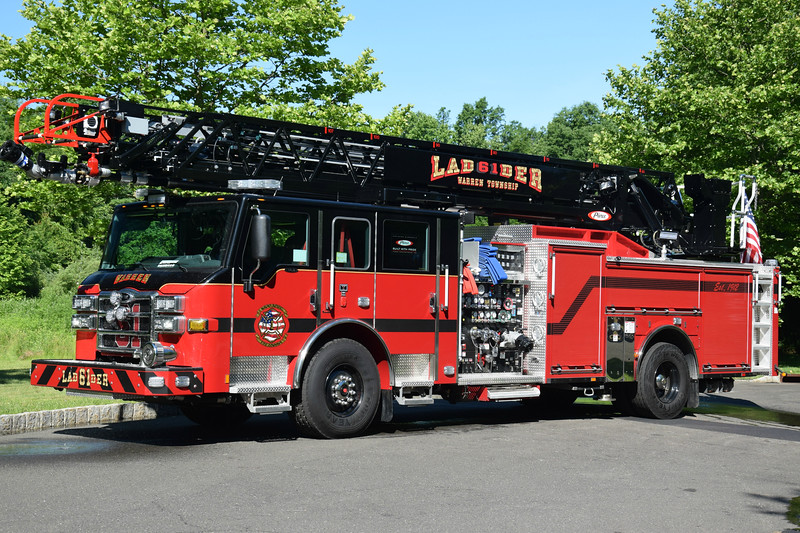 Mt Bethel Fire Company Ladder 61