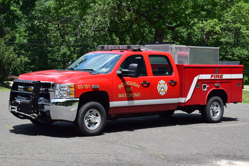 Watchung Fire Department Utility 60