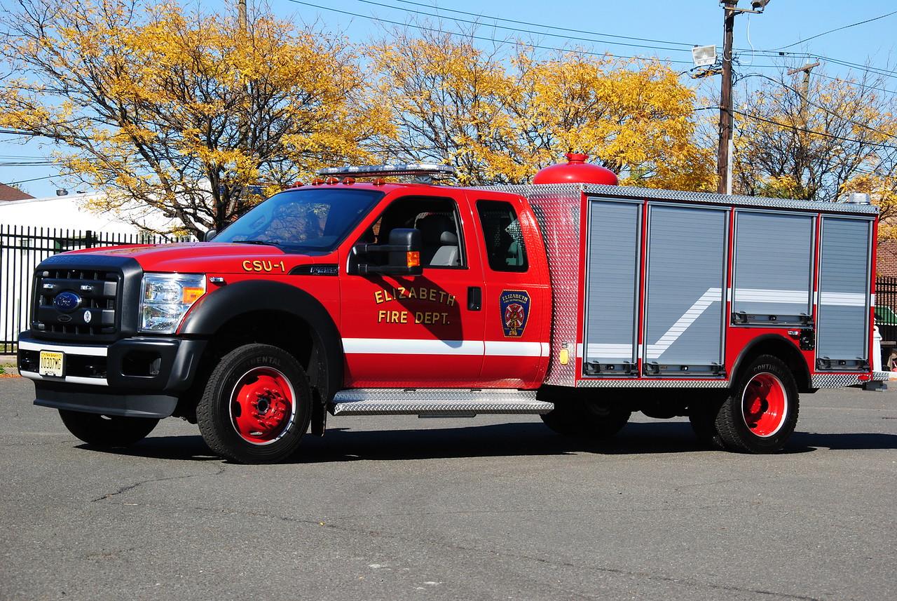 Elizabeth Fire Department, Elizabeth CSU-1