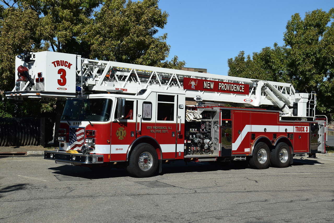New Providence Fire Depatment Truck 3