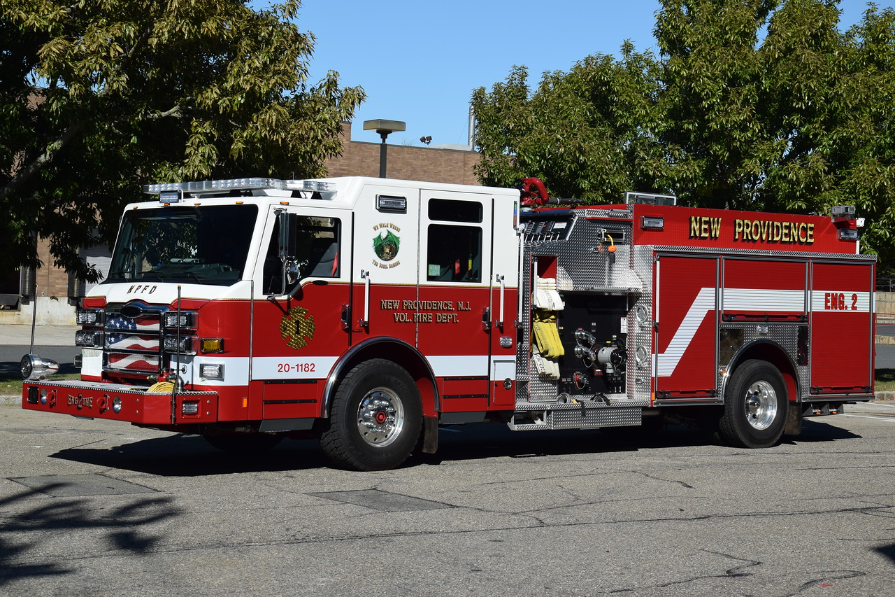 New Providence Fire Depatment Engine 2