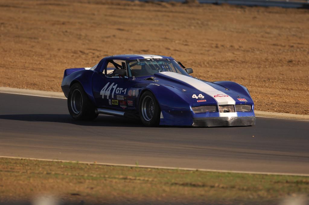 81 Chevrolet Corvette