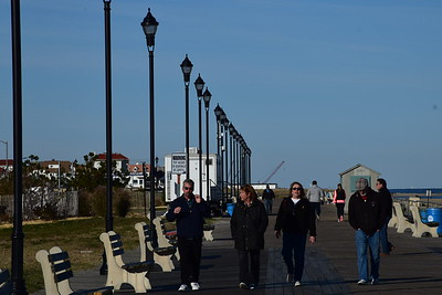 New Jersey Shore Boardwalk