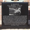 Monument to those who lost their lives and those who attempted to save them in the S. S. Morro Castle maritime disaster.