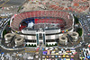 Giants Stadium, East Rutherford, NJ 07073, July 7 2007 Aerial photo - image 1 of 8
